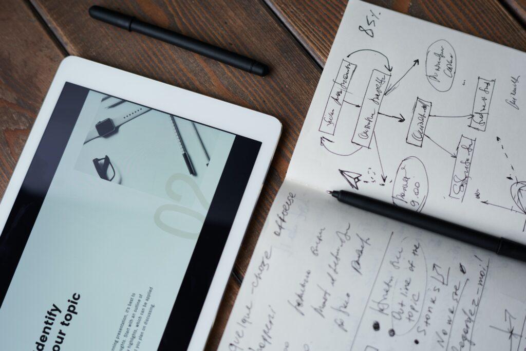 Plan content marketingu