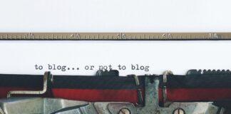 Prowadzenie bloga
